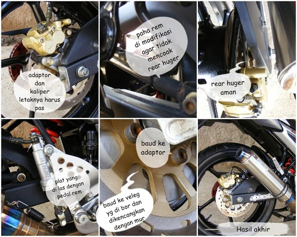 Jasa Pasang Cakram Belakang Yamaha Byson Alternative Energy