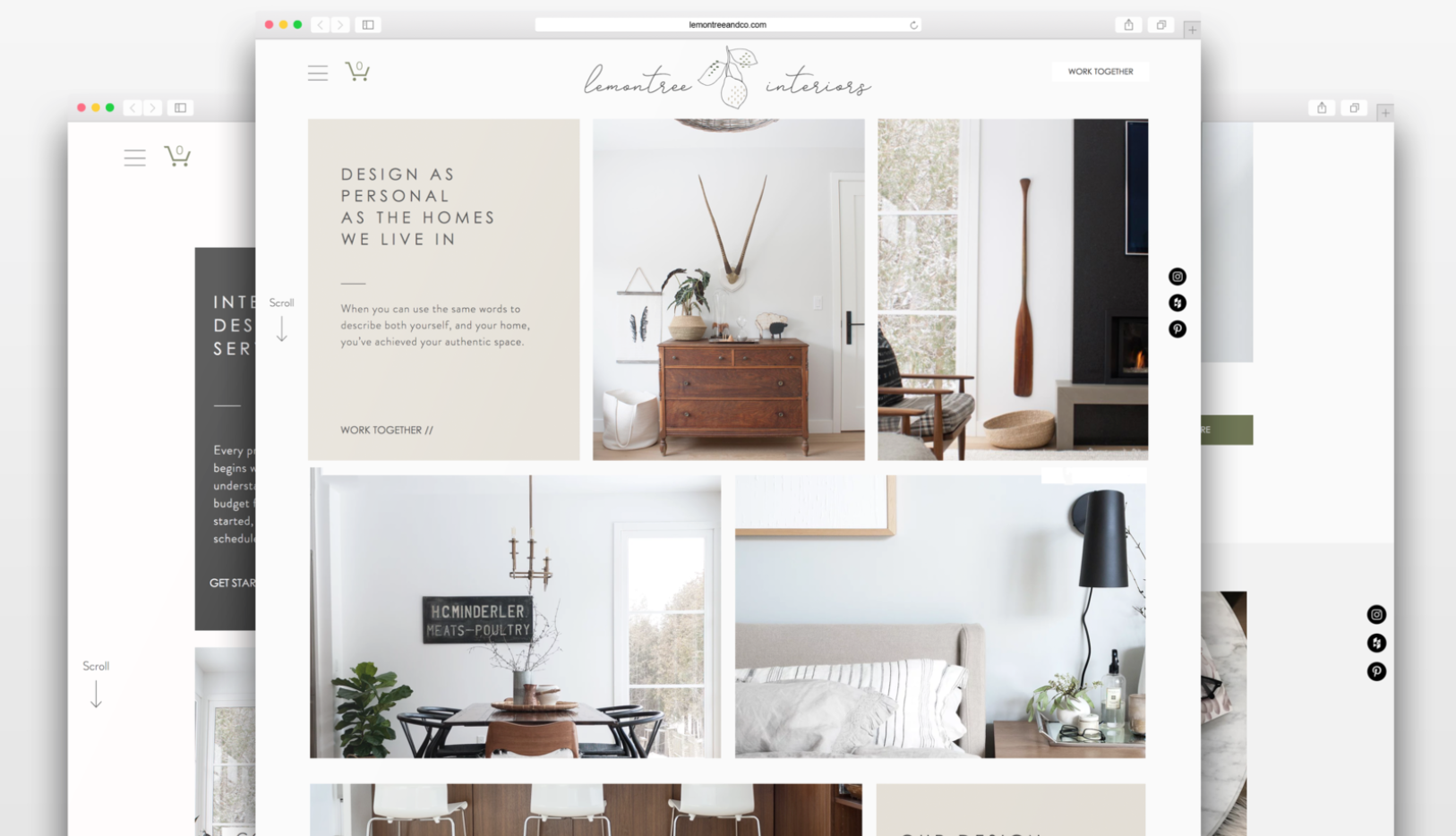 The Best Website Templates For Designers Ivy