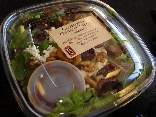 California Organic Salad