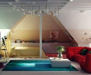 Design Ideas For Loft Conversions