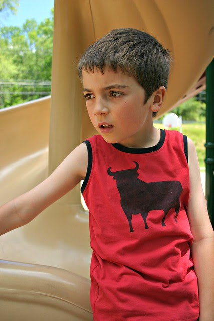bull shirt 1