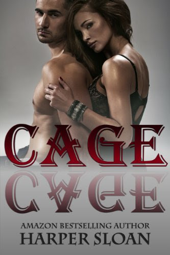 Cage (Corps Security) by Harper Sloan