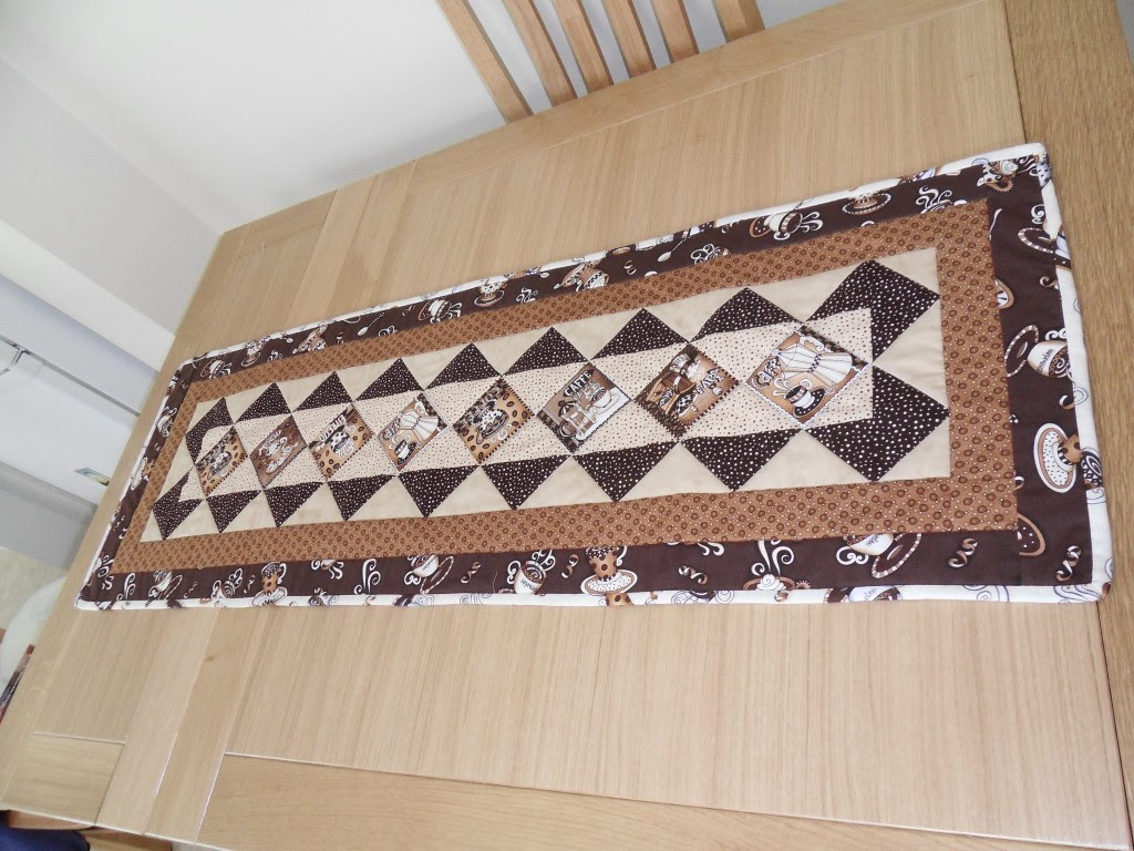 » Coffee Table RunnerHand Made Quilting