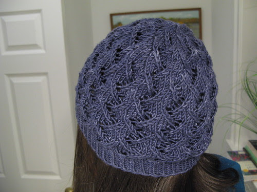 Blue Lotus Hat