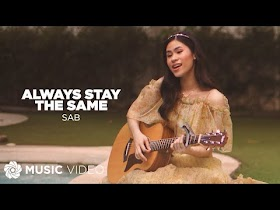 Always Stay The Same by SAB [Music Video]