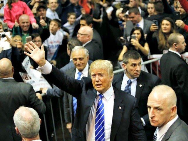 Trump Albany NY  Eduardo Munoz Alvarez Getty