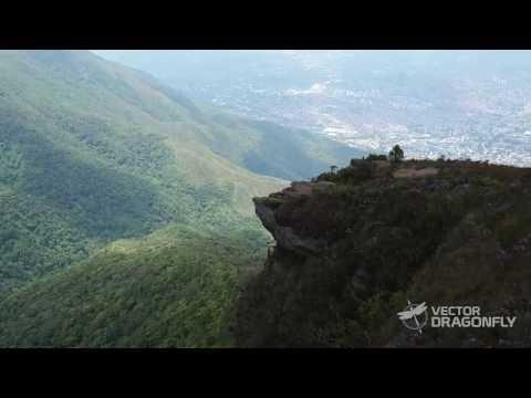 Turismo Drone | parque nacional el Avila Caracas Venezuela