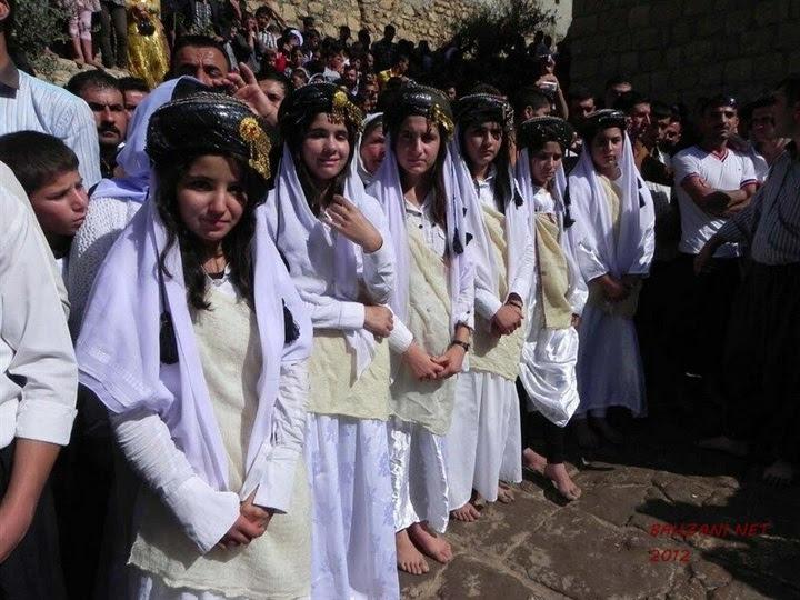 عبادة الإيزيديين