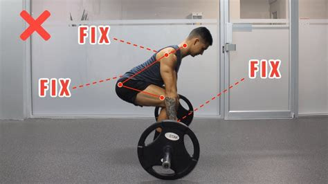 perform  deadlift  growth  mistakes youre