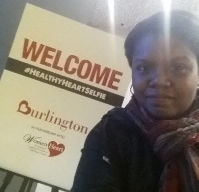 Burlington and WomenHeart Healthy Heart