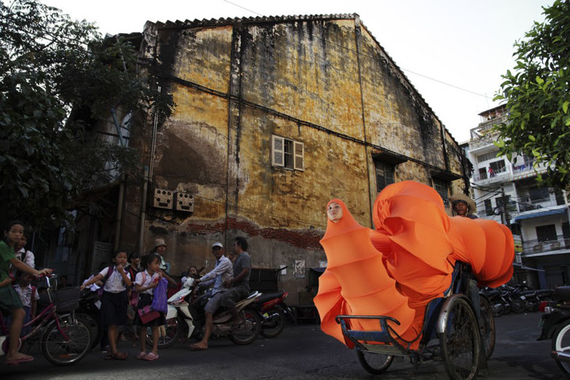 the buddhist bug project travels through cambodia