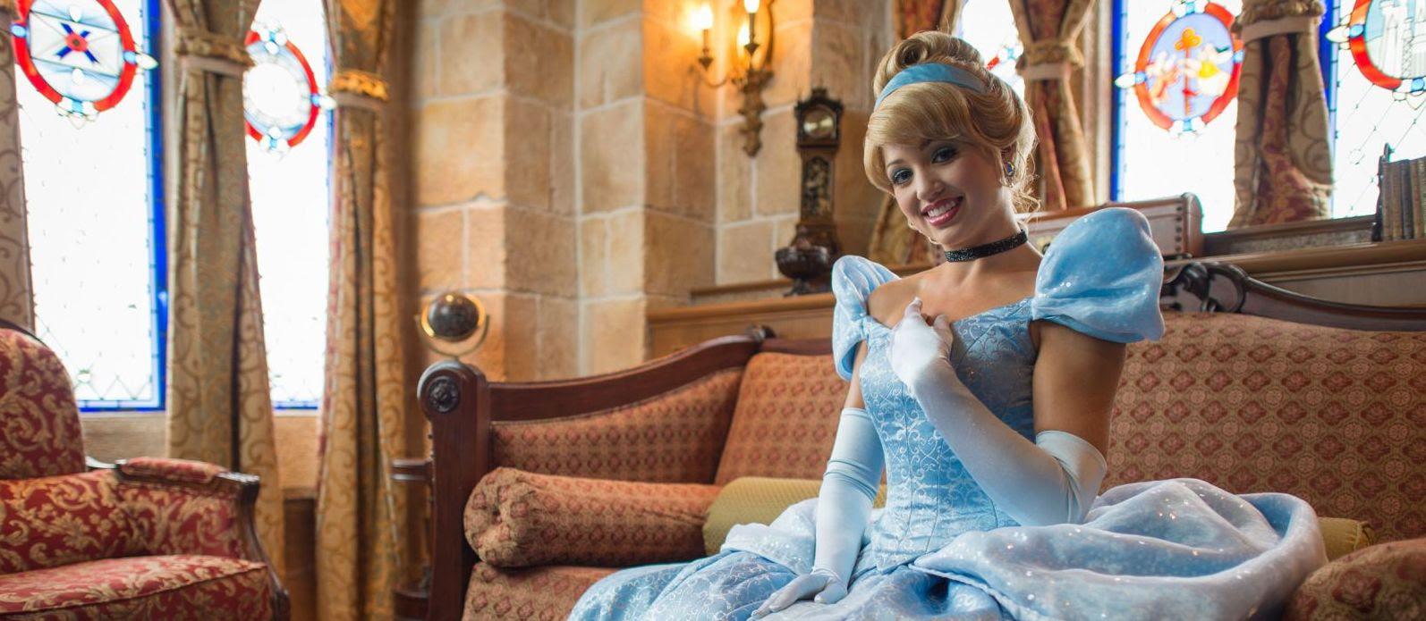 Cinderella Suite - Em Pessoa
