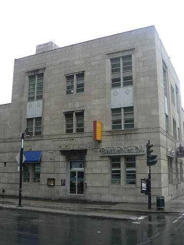 former Police & Fire Station No 10, Montreal