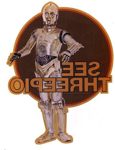 Star Wars Iron-On Transfer Book 017