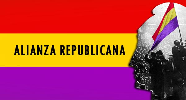 Alternativa Republicana apoya la iniciativa #ALIANZAREPUBLICANA