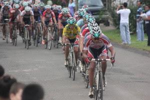 Pablo Mudarra repitió victoria en la Vuelta a San Carlos.