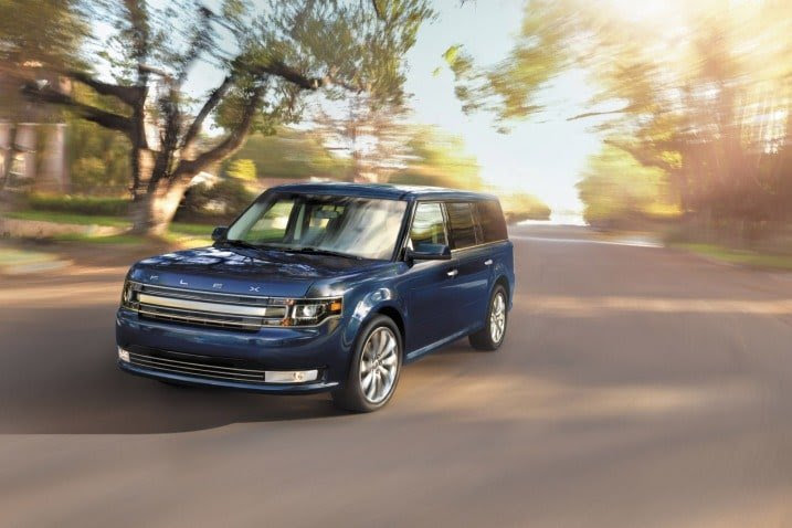 2016 Ford Flex Quality Review | 2016 - 2017 Best Cars Review