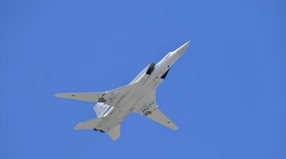РИА Новости: Ту-22М3 провёл стрельбы «убийцами авианосцев»