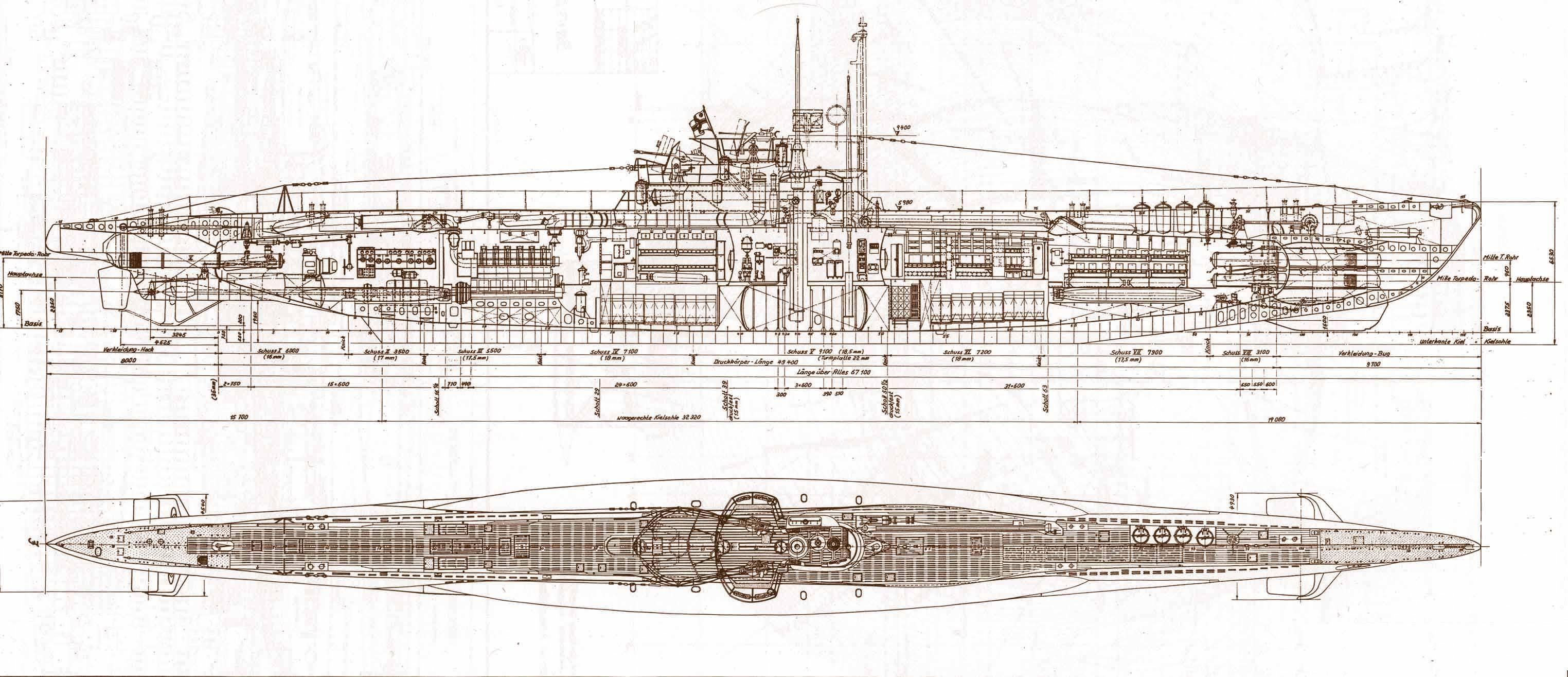 Boat Manual  Type Viic U Boat Plans