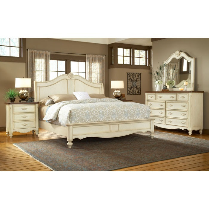 White and gold white and gold french provincial bedroom set - White and gold bedroom furniture set ...