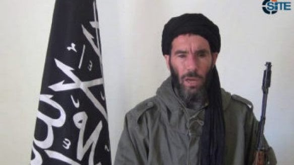 TOP STORY: Libya Says Algerian Militant Belmokhtar Killed In U.S. Strike