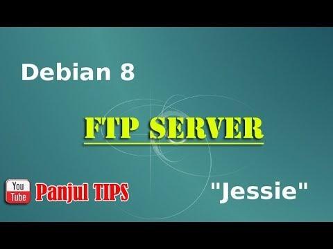 Cara Kerja dan Konfigurasi ~ FTP SERVER