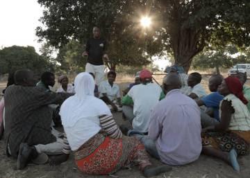 El 15-M de Malawi es por la tierra