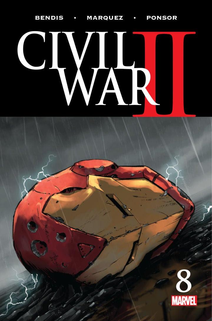 Image result for Civil War II 8