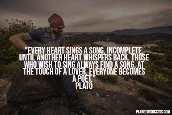 105 Music Quotes That Touch Your Heart And Soul Planet Of Success