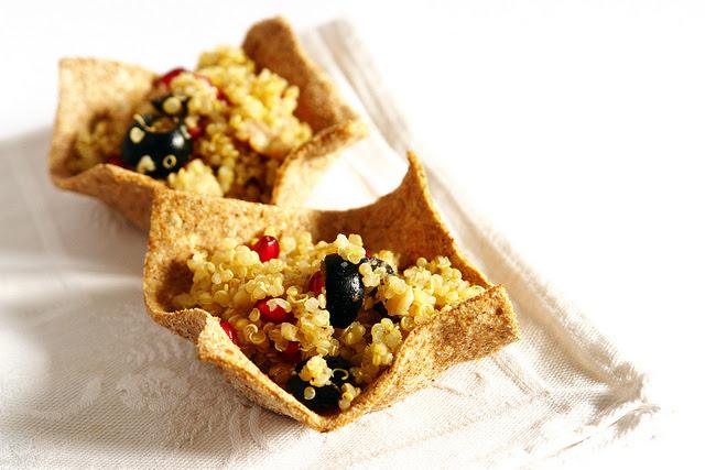 cestini di quinoa