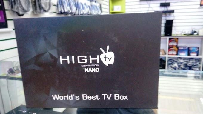 HIGH TV NANO NOVA ATUALIZAÇÃO  - 29/08/2019