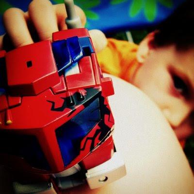 meet my Transformer...