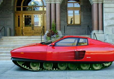 Ferrari Tanque