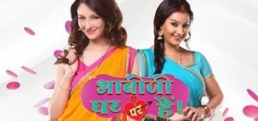 Drama TV Show Online: Bhabi Ji Ghar Par Hai Episode 284 - 31st March