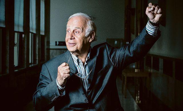 Der Soziologe und ehemalige SP-Nationalrat stand mit der PLO in Kontakt: Jean Ziegler.
