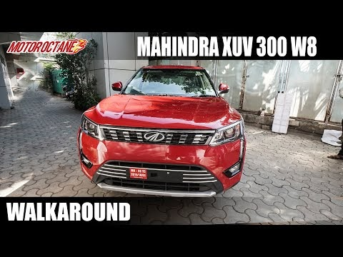 New Mahindra XUV 300 W8 - Best Variant?