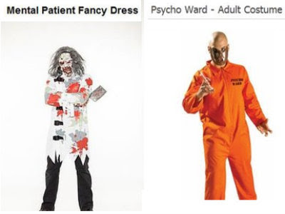 Why Shocking Mental Patient Costumes Offend People And