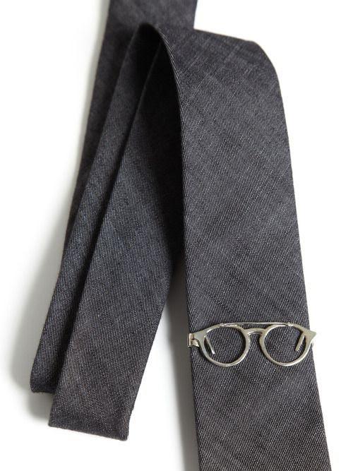 Tie clip, Dr. Patrick