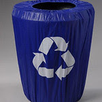 Recycle Barrel Cover