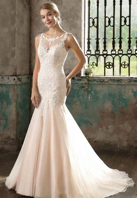 30 Latest Mermaid Wedding Dresses for Brides ? SheIdeas