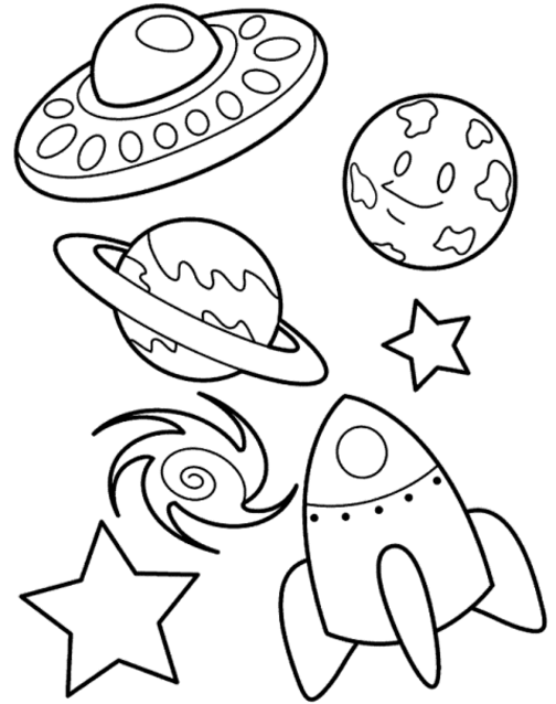 63 Top Coloring Pages For Solar System Download Free Images