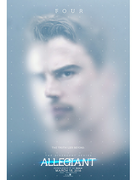Check Out Trapped Tris and Four in These Exclusive Character Posters for The Divergent Series: Allegiant| Divergent, Divergent, Movie News, Shailene Woodley, Theo James