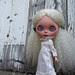 My latest custom an Iridescent Ghost Girl for Gina2424
