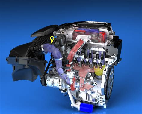 cadillac cts  debut  twin turbo engine  speed
