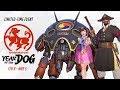 Overwatch - Videón a Lunar Event új kinézetei