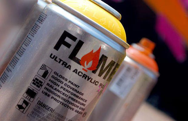 flame - The 15 Best Spray Paint Brands Available In ...