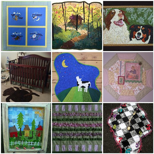 Project QUILTING - Nursery Rhyme Challenge Entries