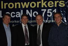 AK: Harry Crawford, Mark Begich, Greg Kucera, ...