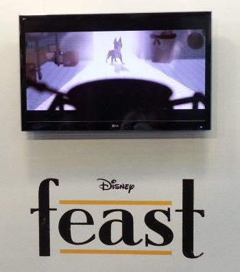 Disney Animated Short Feast