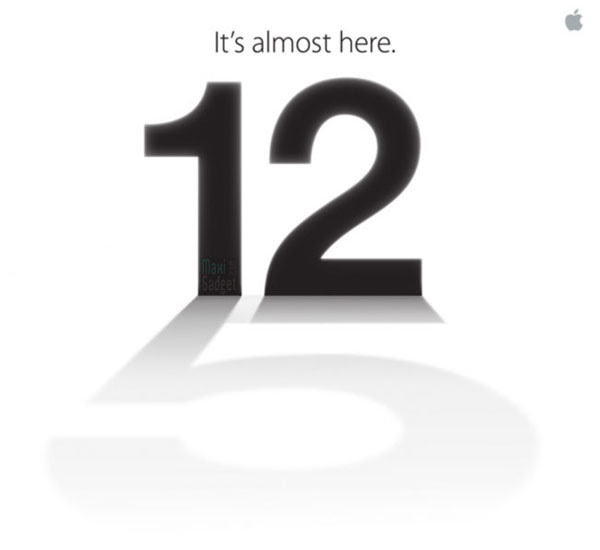 (News) iPhone 5 : la Keynote d'Apple à 19h